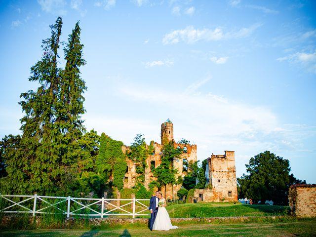 Il matrimonio di Nicolas e Lorena a Cerrione, Biella 25