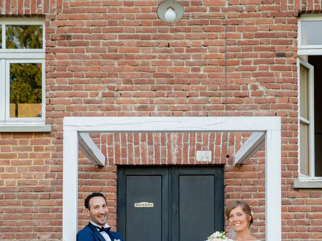 Il matrimonio di Nicolas e Lorena a Cerrione, Biella 28