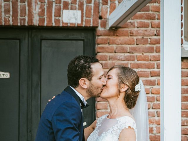 Il matrimonio di Nicolas e Lorena a Cerrione, Biella 29