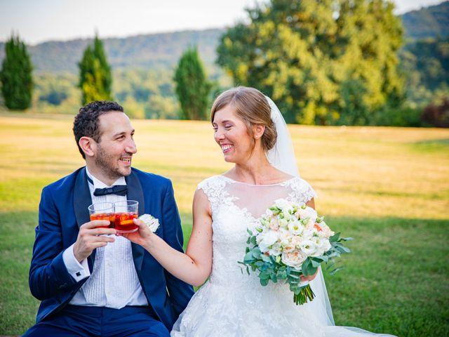 Il matrimonio di Nicolas e Lorena a Cerrione, Biella 32