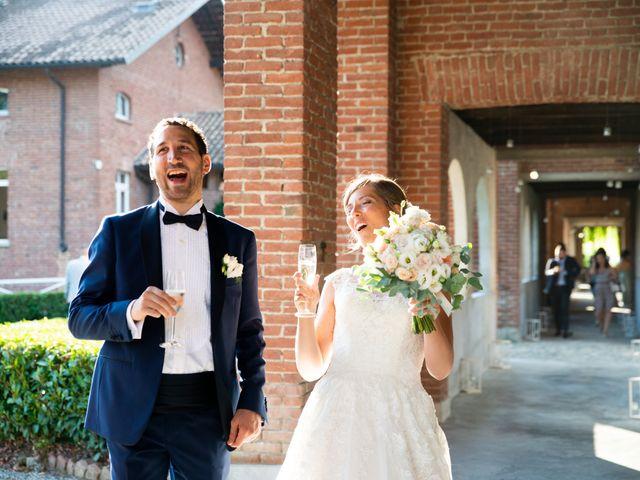 Il matrimonio di Nicolas e Lorena a Cerrione, Biella 44