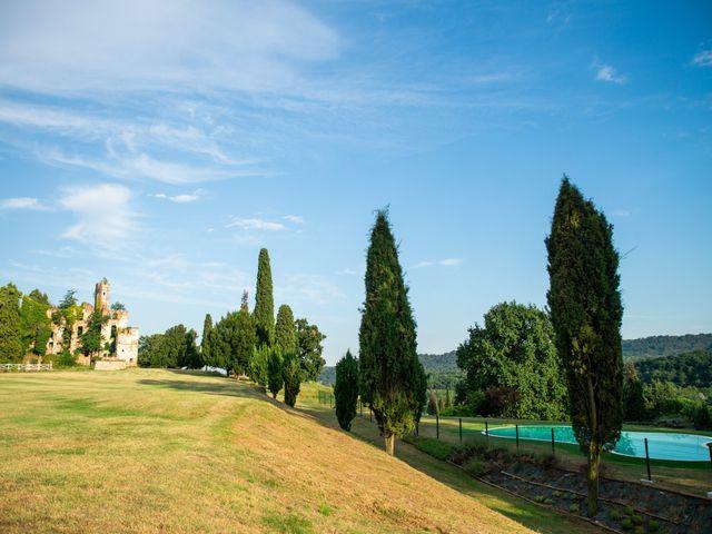 Il matrimonio di Nicolas e Lorena a Cerrione, Biella 59