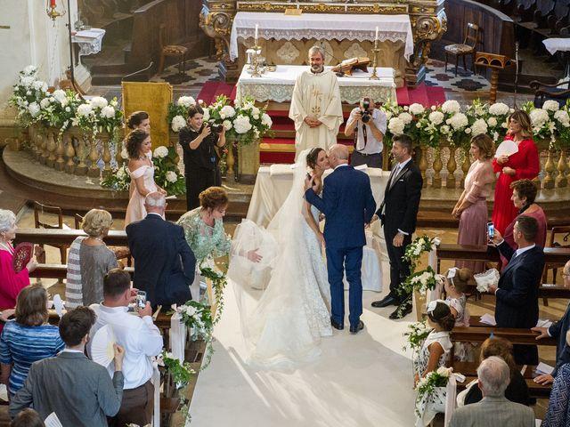 Il matrimonio di Lucrezia e Carlo Alberto a Albinea, Reggio Emilia 12