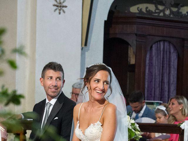 Il matrimonio di Lucrezia e Carlo Alberto a Albinea, Reggio Emilia 13