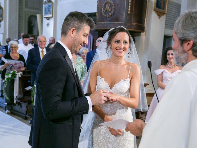 Il matrimonio di Lucrezia e Carlo Alberto a Albinea, Reggio Emilia 15