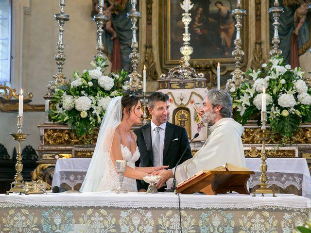 Il matrimonio di Lucrezia e Carlo Alberto a Albinea, Reggio Emilia 16