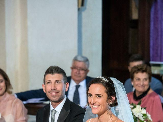 Il matrimonio di Lucrezia e Carlo Alberto a Albinea, Reggio Emilia 20