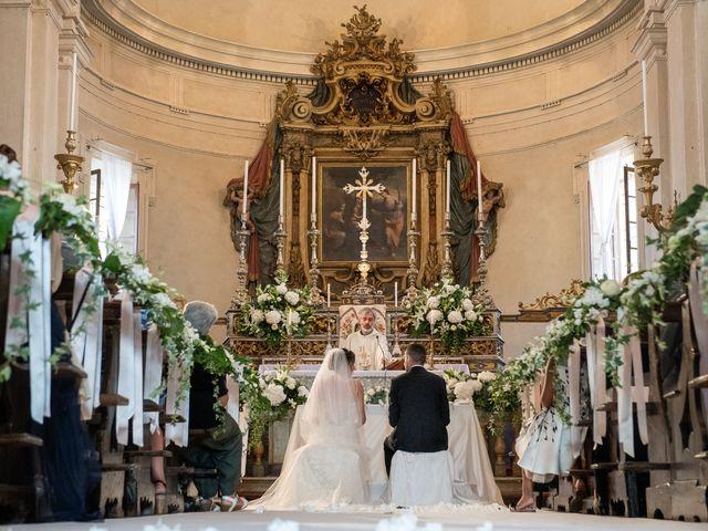 Il matrimonio di Lucrezia e Carlo Alberto a Albinea, Reggio Emilia 21