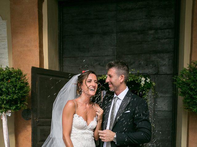 Il matrimonio di Lucrezia e Carlo Alberto a Albinea, Reggio Emilia 24