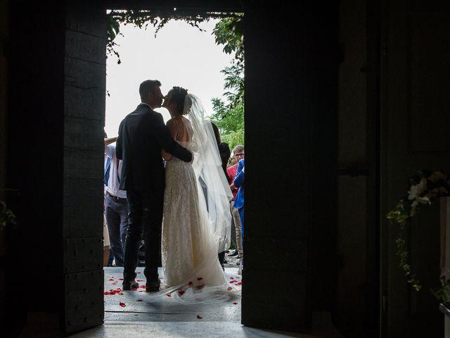 Il matrimonio di Lucrezia e Carlo Alberto a Albinea, Reggio Emilia 25