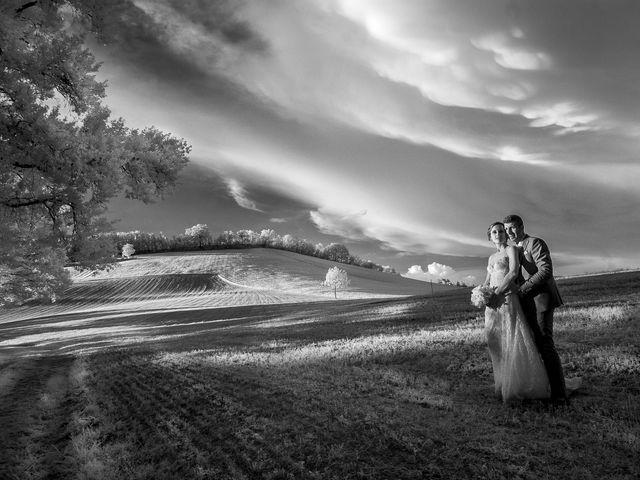 Il matrimonio di Lucrezia e Carlo Alberto a Albinea, Reggio Emilia 27