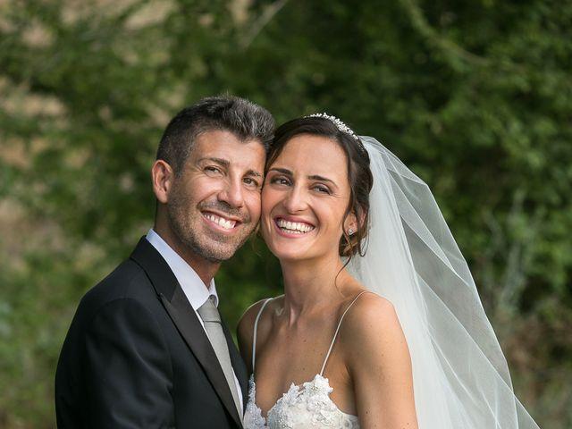 Il matrimonio di Lucrezia e Carlo Alberto a Albinea, Reggio Emilia 30