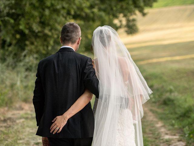Il matrimonio di Lucrezia e Carlo Alberto a Albinea, Reggio Emilia 34