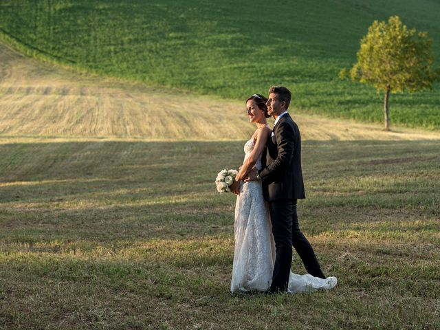 Il matrimonio di Lucrezia e Carlo Alberto a Albinea, Reggio Emilia 36