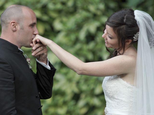 le nozze di Susi e Massimo