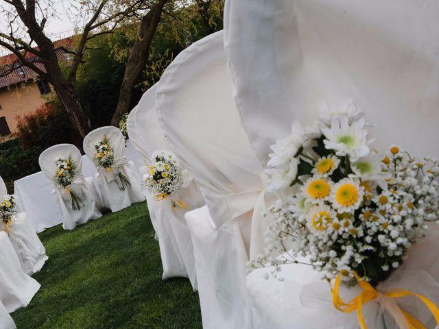 Il matrimonio di Jean e Daniela a Rovellasca, Como 25