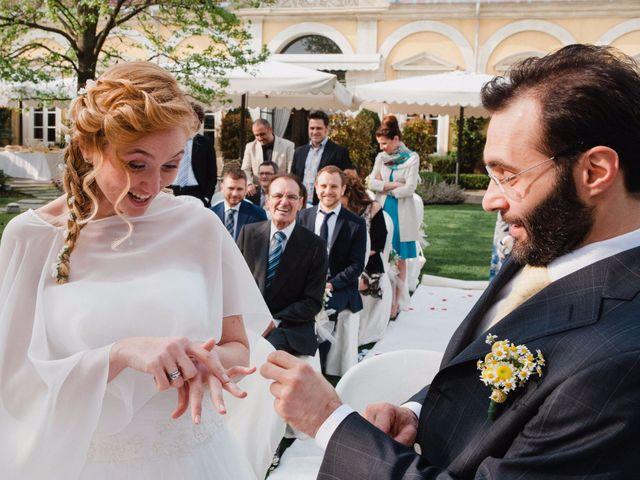 Il matrimonio di Jean e Daniela a Rovellasca, Como 29