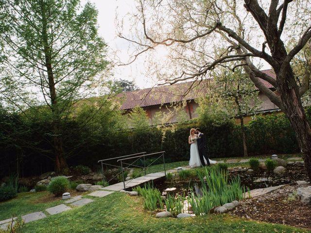 Il matrimonio di Jean e Daniela a Rovellasca, Como 33