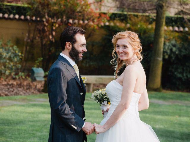 Il matrimonio di Jean e Daniela a Rovellasca, Como 36