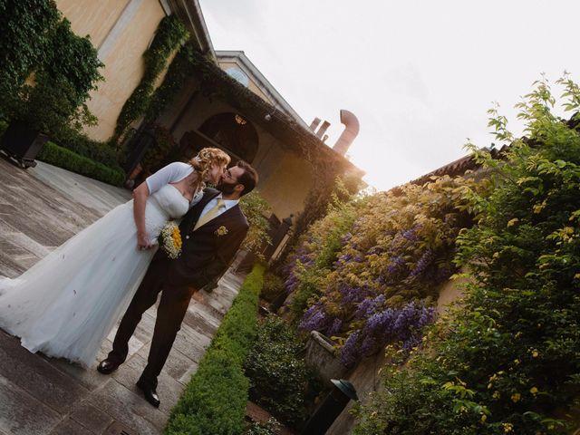 Il matrimonio di Jean e Daniela a Rovellasca, Como 37