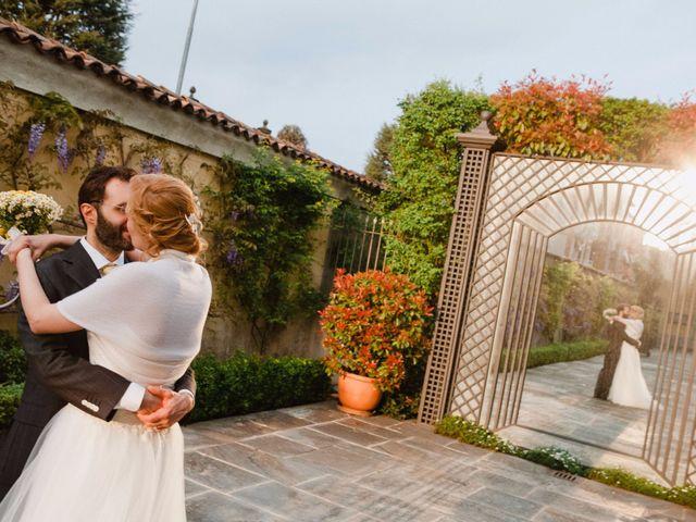 Il matrimonio di Jean e Daniela a Rovellasca, Como 40