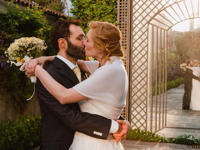 Il matrimonio di Jean e Daniela a Rovellasca, Como 1