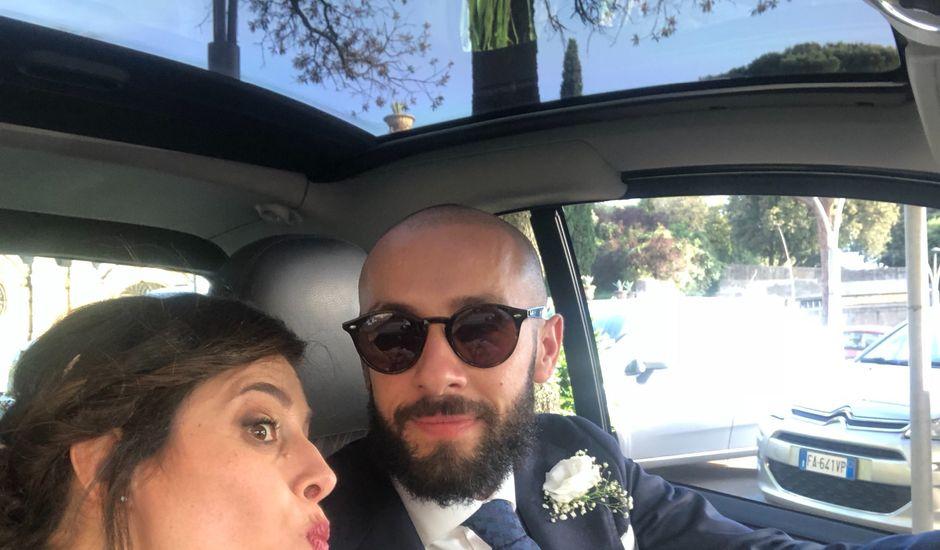 Il matrimonio di Manuel e Ester a Roma, Roma