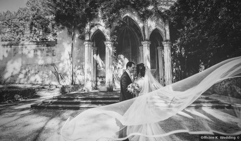 Il matrimonio di Alberto e Francesca a Roma, Roma
