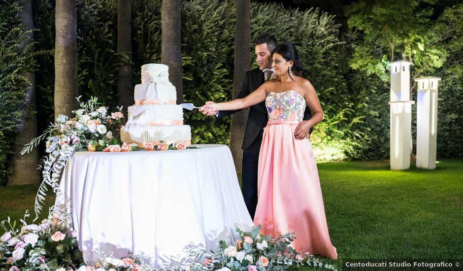 Il matrimonio di Giuseppe e Domenica a Molfetta, Bari