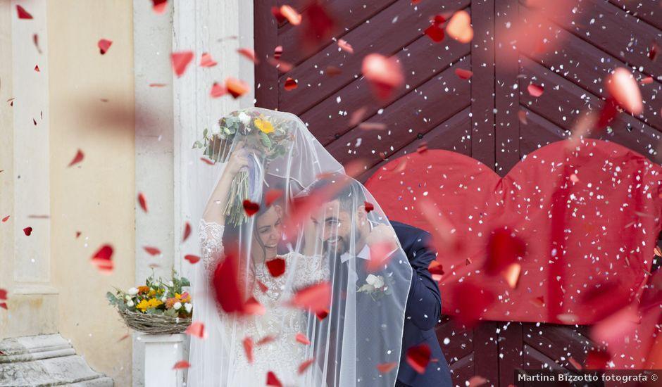 Il matrimonio di Alessandro e Giulia a Loria, Treviso