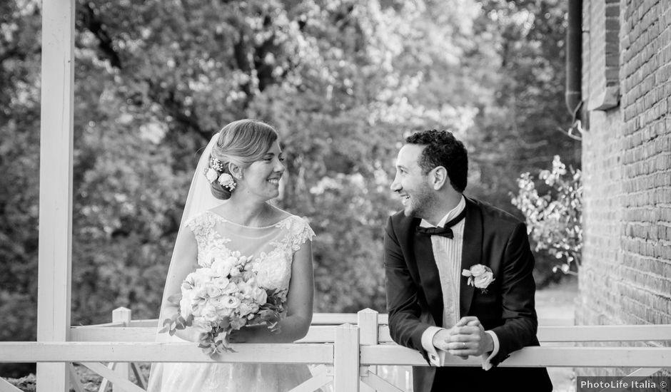 Il matrimonio di Nicolas e Lorena a Cerrione, Biella