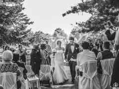 le nozze di Sandra e Allen 6