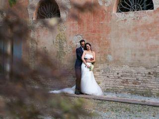 Le nozze di Sonia e Antonio