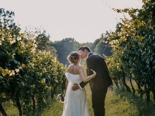 le nozze di Sandra e Allen 2