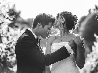 Le nozze di Sandra e Allen