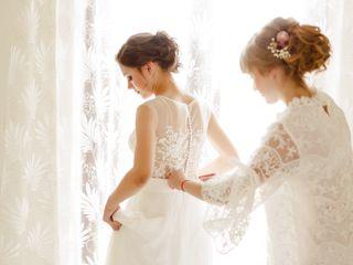 Le nozze di Anastasia e Alen 1
