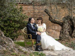 Le nozze di Domenica e Italo