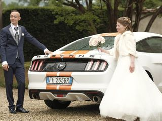 Le nozze di Jessica e Leonardo
