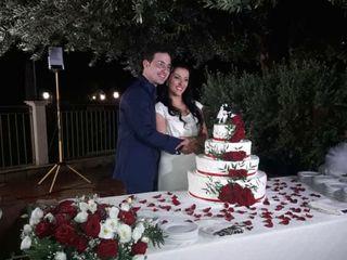 Le nozze di Michael e Angela