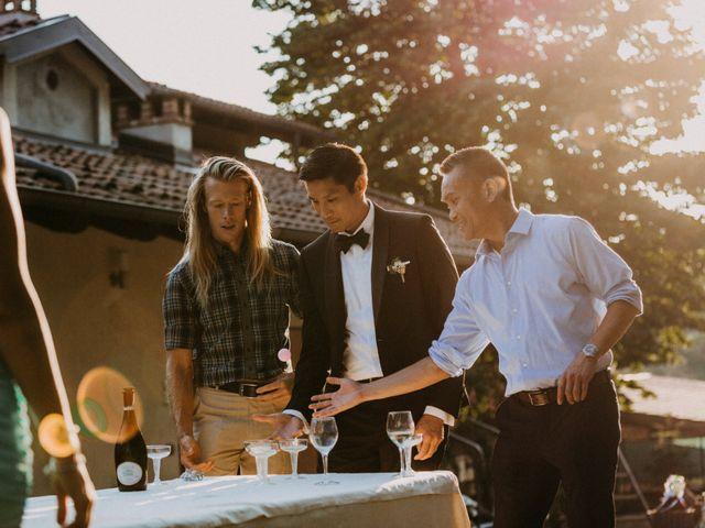 Il matrimonio di Allen e Sandra a Roppolo, Biella 1
