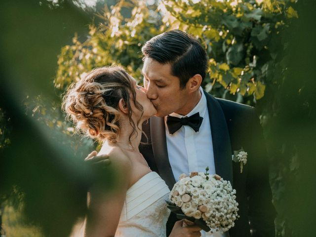 Il matrimonio di Allen e Sandra a Roppolo, Biella 3