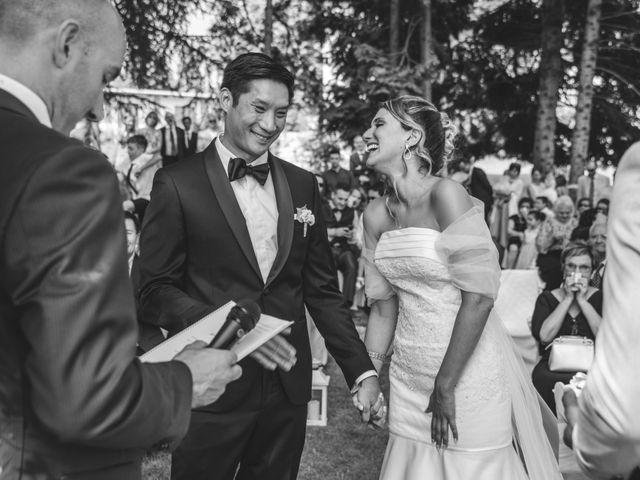 Il matrimonio di Allen e Sandra a Roppolo, Biella 7
