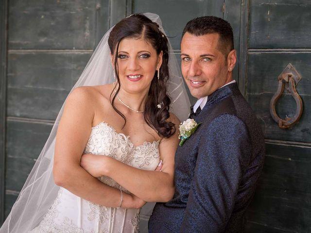 Le nozze di Tiziana e Giovanni