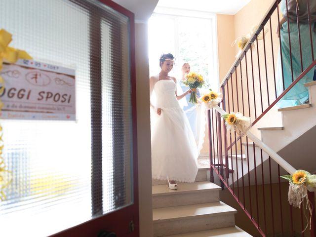 Il matrimonio di Giacomo e Dalila a Induno Olona, Varese 20