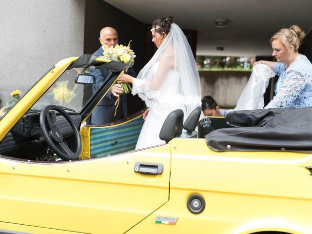 Il matrimonio di Giacomo e Dalila a Induno Olona, Varese 22