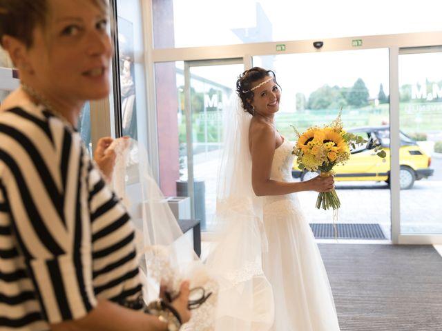 Il matrimonio di Giacomo e Dalila a Induno Olona, Varese 24