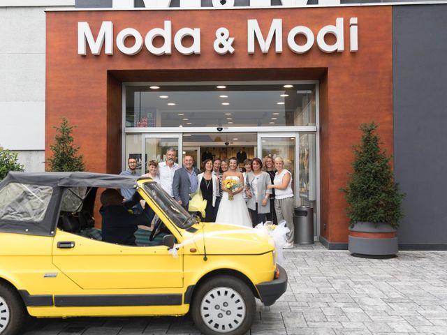 Il matrimonio di Giacomo e Dalila a Induno Olona, Varese 25