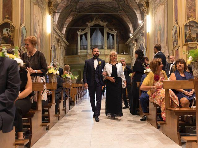 Il matrimonio di Giacomo e Dalila a Induno Olona, Varese 27