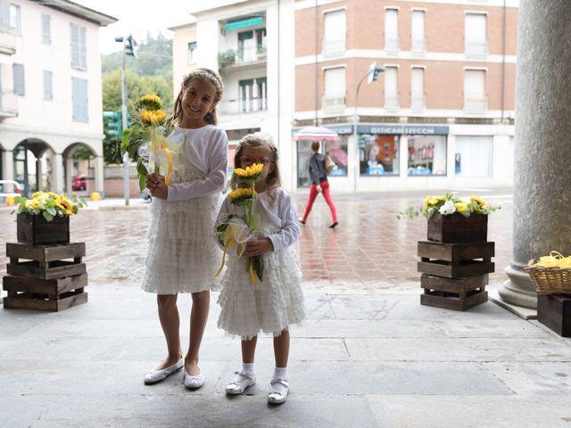 Il matrimonio di Giacomo e Dalila a Induno Olona, Varese 29