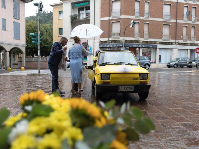 Il matrimonio di Giacomo e Dalila a Induno Olona, Varese 30